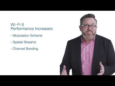 Fundamentals of Wi-Fi 6: Capacity Is the New Metric