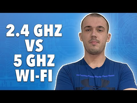 2.4 GHz vs 5 GHz Wi-Fi: Which Is Best for a Home Network?