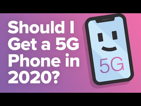 Should I Get A 5G Phone In 2020? Here's The Truth!