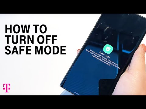 How to Turn Off Safe Mode on Android | T-Mobile