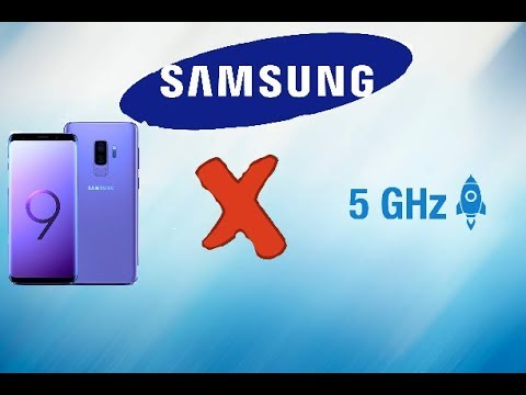 Why Some Samsung Devices Do not Connect To 5Ghz Wifi?????