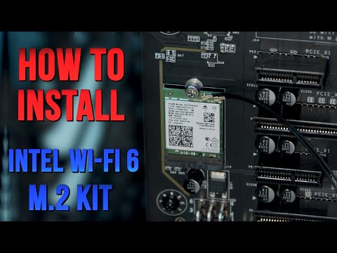 How to install an Intel Wi-Fi 6 (Gig+) kit – and why you might want one