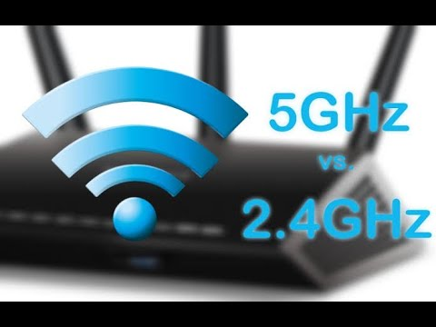 2.4 GHz vs 5 GHz WiFi; What is the difference?