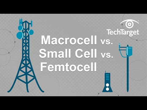Macrocell vs. Small Cell vs. Femtocell: 5G Base Stations Compared