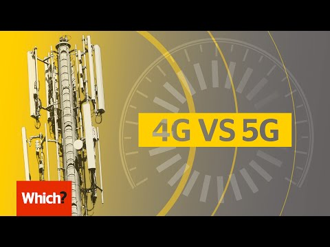 5G vs 4G: The difference explained
