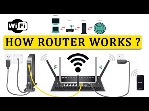 What is a WiFi Router and How Does it Work ? | Let's Teach Interesting Facts
