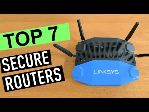 BEST SECURE ROUTER! (2020)