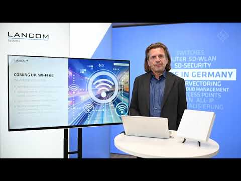 WiFi 6E – New 6 GHZ WLAN complementing 5G Networks