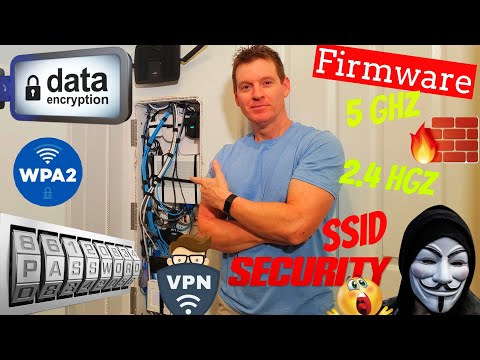 HOW TO SECURE YOUR NETWORK – SECURE NETWORK TUTORIAL 2021