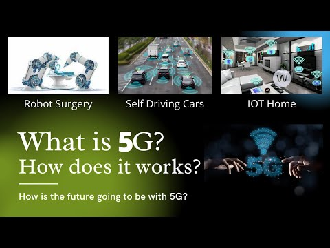 What is 5G? Is it Safe? | The English School