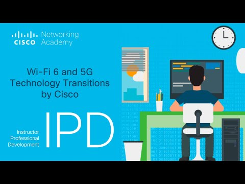 Wi-Fi 6 and 5G Technology Transitions by Cisco